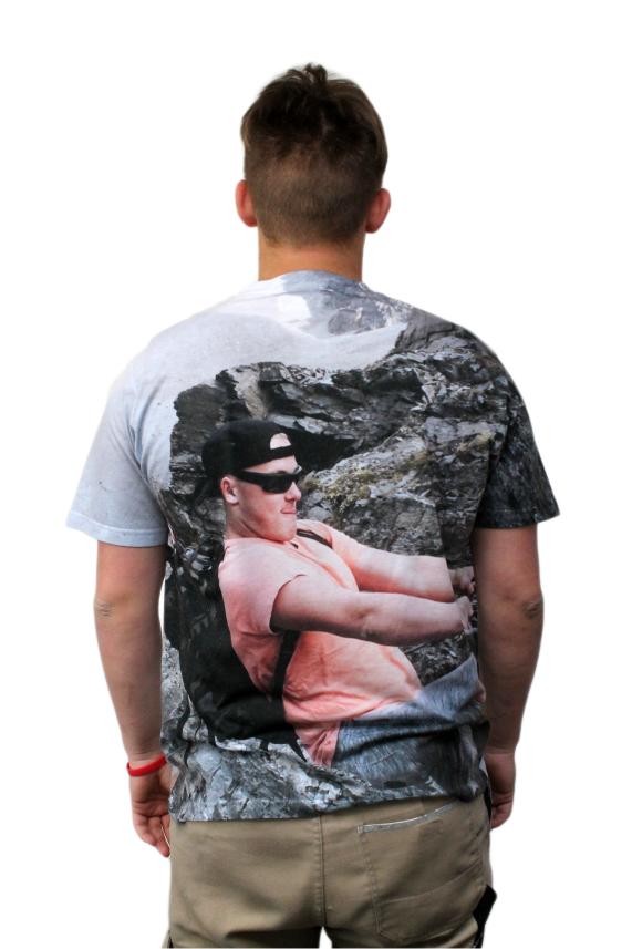 new style 18188 4bb5f Individuell vollflächig T-Shirt bedrucken lassen