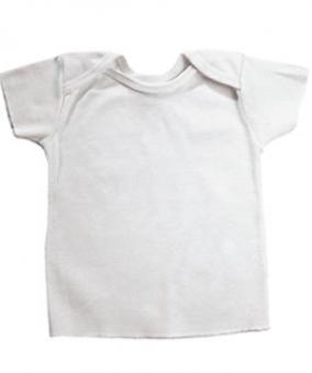 Baby-Classic-T weiß | 6-12 Monate