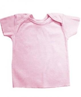 Baby-Classic-T rosa | 6-12 Monate