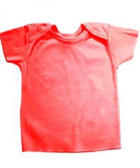 Baby-Classic-T rot | 6-12 Monate