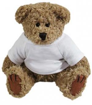Teddybär weiß | uni
