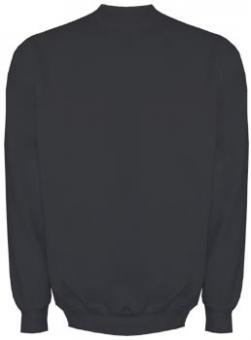 Uni-Sweater schwarz | L