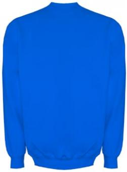 Uni-Sweater royal | M