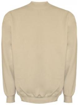 Uni-Sweater sand   XXL