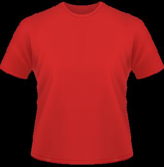 Standard T-Shirt Kinder rot | 128