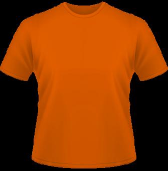 Standard T-Shirt Kinder orange | 140