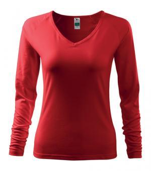 Leichtes Damenshirt LA Rot | L