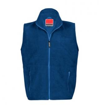Bodywarmer Fleece Royal | S