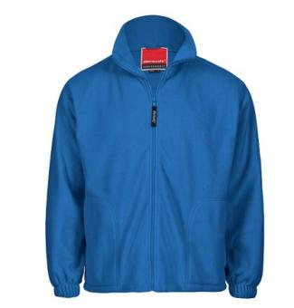 Full Zip Active Fleece Jacket royal | XS