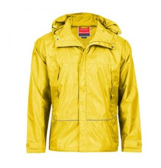 Waterproof Coach Jacket gelb | XXL