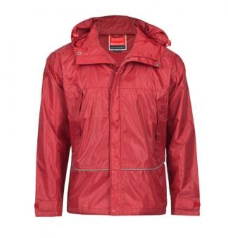 Waterproof Coach Jacket rot | M