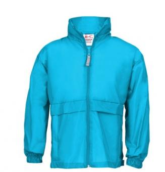 Windbreaker Kids atollblau | 134-146