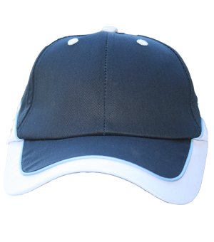 Slazenger New Edge Cap  Farbe navy/white | uni