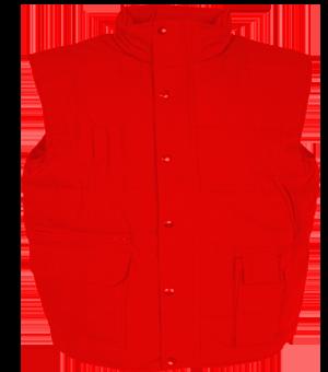 Bodywarmer Explorer rot | XXL
