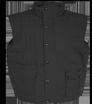 Bodywarmer Explorer schwarz | XL