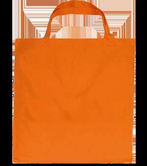 Baumwolltaschen  Farbe orange | uni
