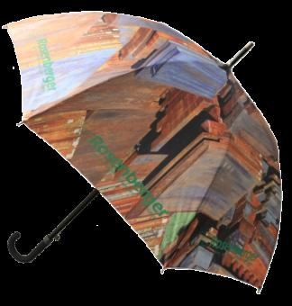 Regenschirm all over