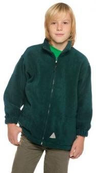 Kids Fleece Jacke