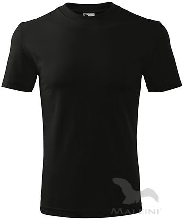 Classic T-shirt unisex schwarz | XL