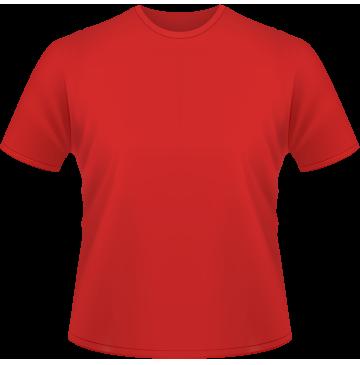 Standard T-Shirt Kinder rot | 152