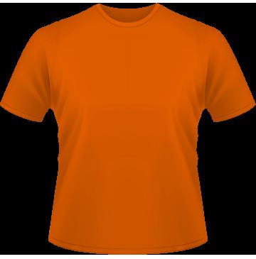 Standard T-Shirt Kinder orange | 152
