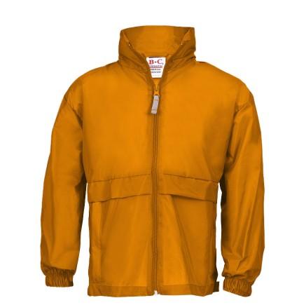 Windbreaker Männer orange   XL