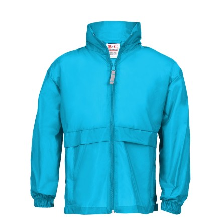Windbreaker Kids atollblau | 152-164
