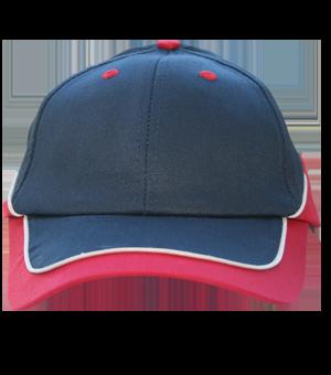 Slazenger New Edge Cap  Farbe navy/red | uni