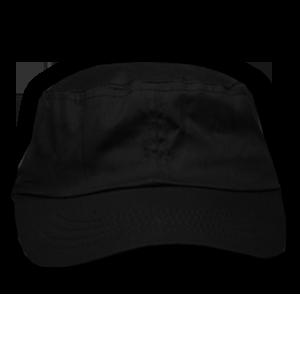 Basecap Urban Trooper Farbe schwarz | Klemmverschluss
