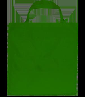 Baumwolltaschen  Farbe grün   uni