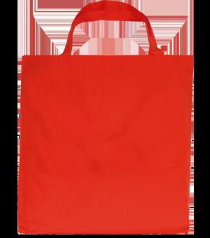 Baumwolltaschen  Farbe rot | uni