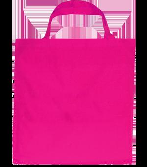 Baumwolltaschen  Farbe pink | uni