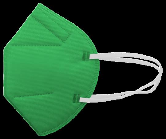 FFP2-Maske froschgrün