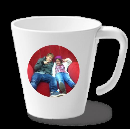 Becher | Tasse mit Henkel 325ml