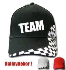Rallye-Cap