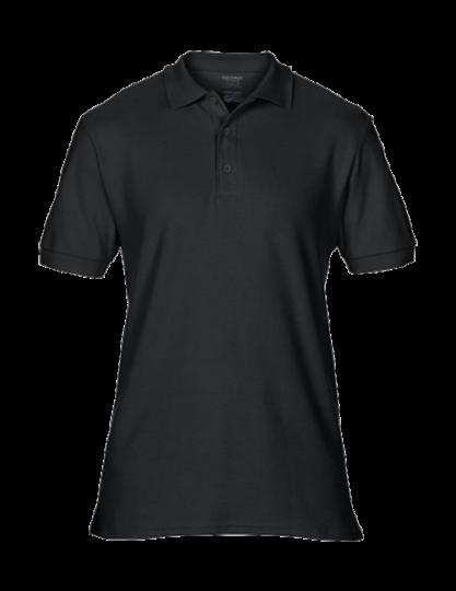 Männer Polo  Black | XL