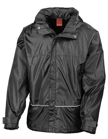 Waterproof Coach Jacket
