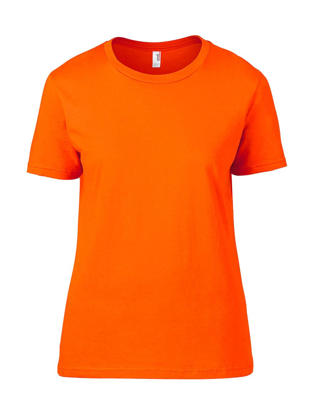 damen neon t shirt neon orange xl selber gestalten. Black Bedroom Furniture Sets. Home Design Ideas