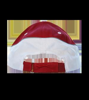 slazenger new edge cap farbe red white uni selber. Black Bedroom Furniture Sets. Home Design Ideas